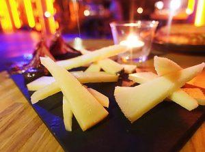 El picoteo de las Noches de Flamenco en Larios Café