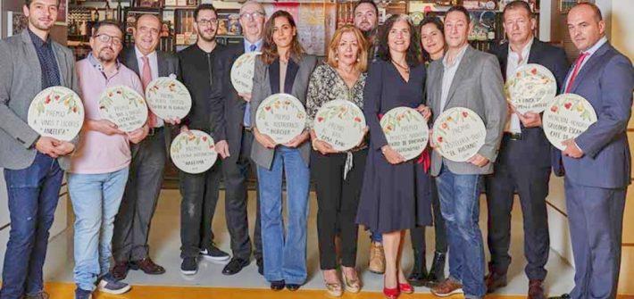 Premios Gastronomía de Madrid 2019