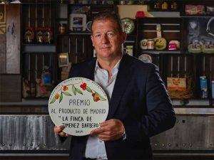 Premios de Gastronomía 2019 La Finca