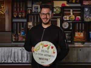 Premios de Gastronomía 2019 restaurante internacional