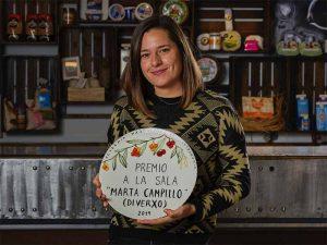 Premios de Gastronomía 2019 Jefa de Sala