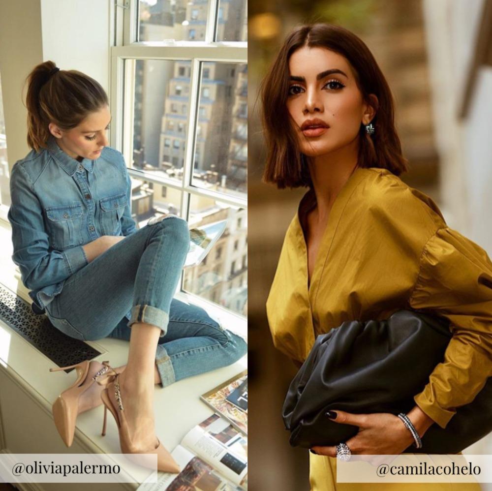 Moda para este otoño, outfits de bloggers