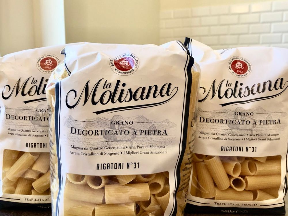 Pasta La Molisana en España