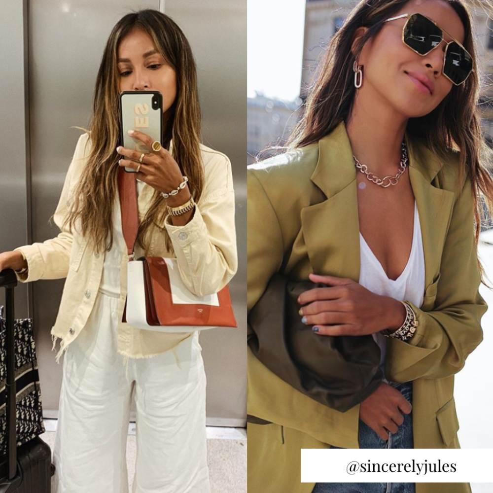 Significado de moda casual, ejemplo Julie Sariñana - Sincerelyjules
