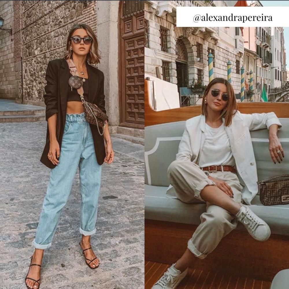 Significado de moda casual, ejemplo Alexandra Pereira - Lovely Pepa