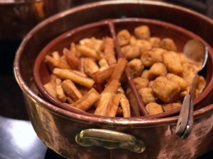 Feijoada del Restaurante Rubaiyat de Madrid yuca