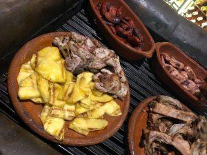 Feijoada del Restaurante Rubaiyat de Madrid parrilla