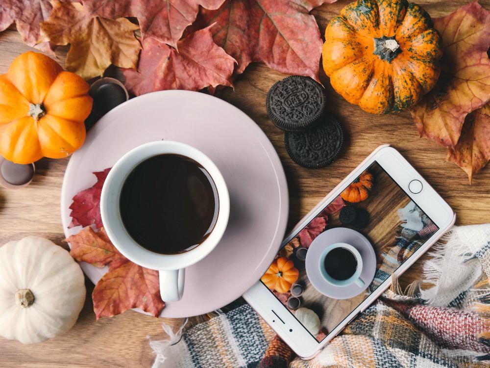 Planes románticos en otoño