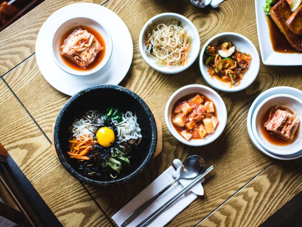 Platos coreanos ricos que debes probar