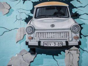 Graffiti que ver en Berlín