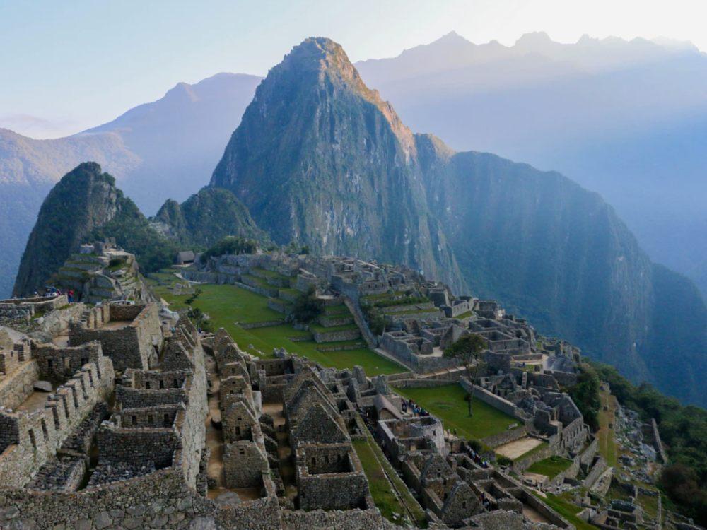 Cómo preparar un viaje a Machu Picchu