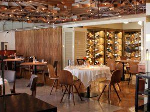 Restaurantes para cenar en Año Nuevo en Madrid, Benares