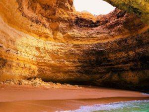 Viajar por la costa portuguesa, Benagil