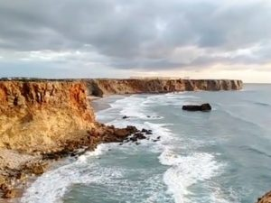 Viajar por la costa portuguesa, Sagres