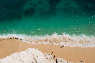 Viajar por la costa portuguesa