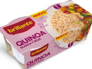 Receta rápida de quinoa