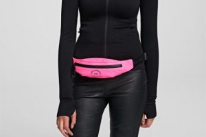 Karl Lagerfeld moda riñonera