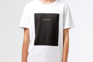 Karl Lagerfeld moda camiseta