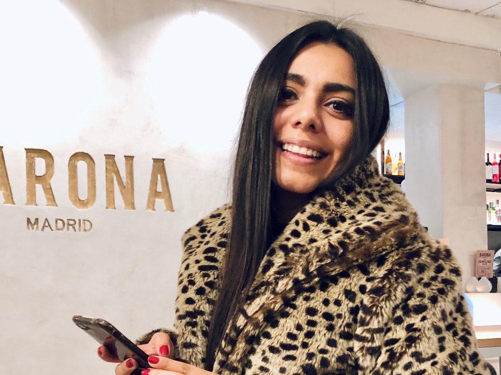 Restaurante Barona en Madrid Karime blogger