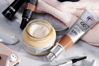 Review de productos de IT Cosmetics crema