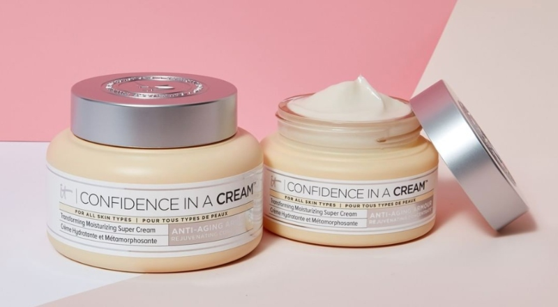 Review de productos de IT Cosmetics crema hidratante