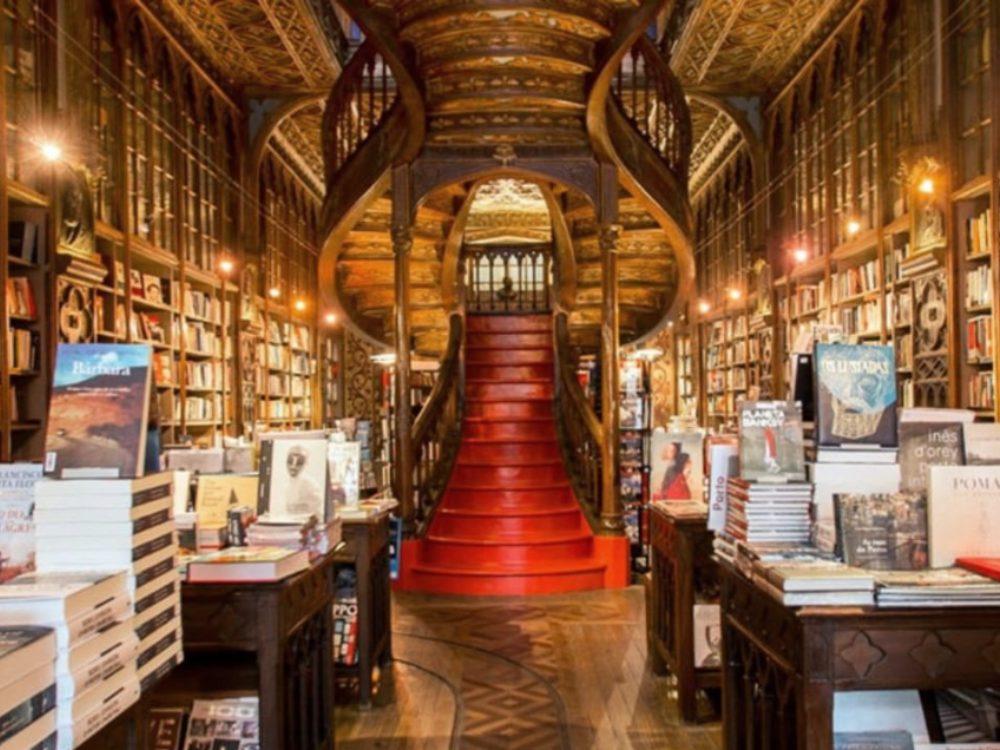 Qué ver en Oporto, librería Harry Potter