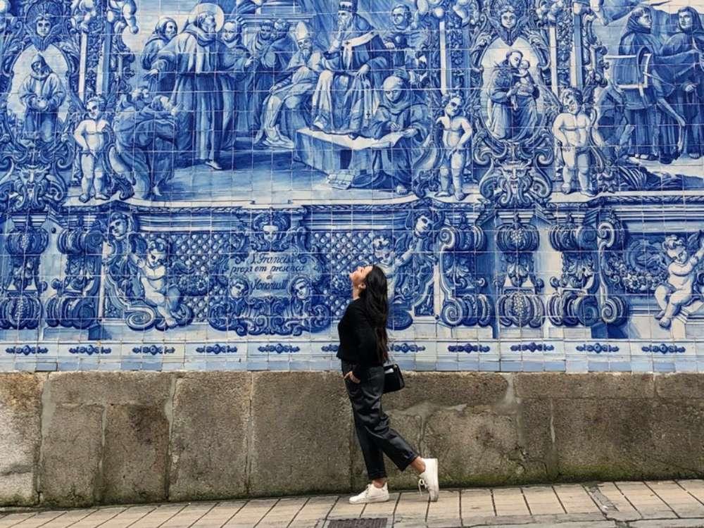 Qué ver en Oporto azulejos