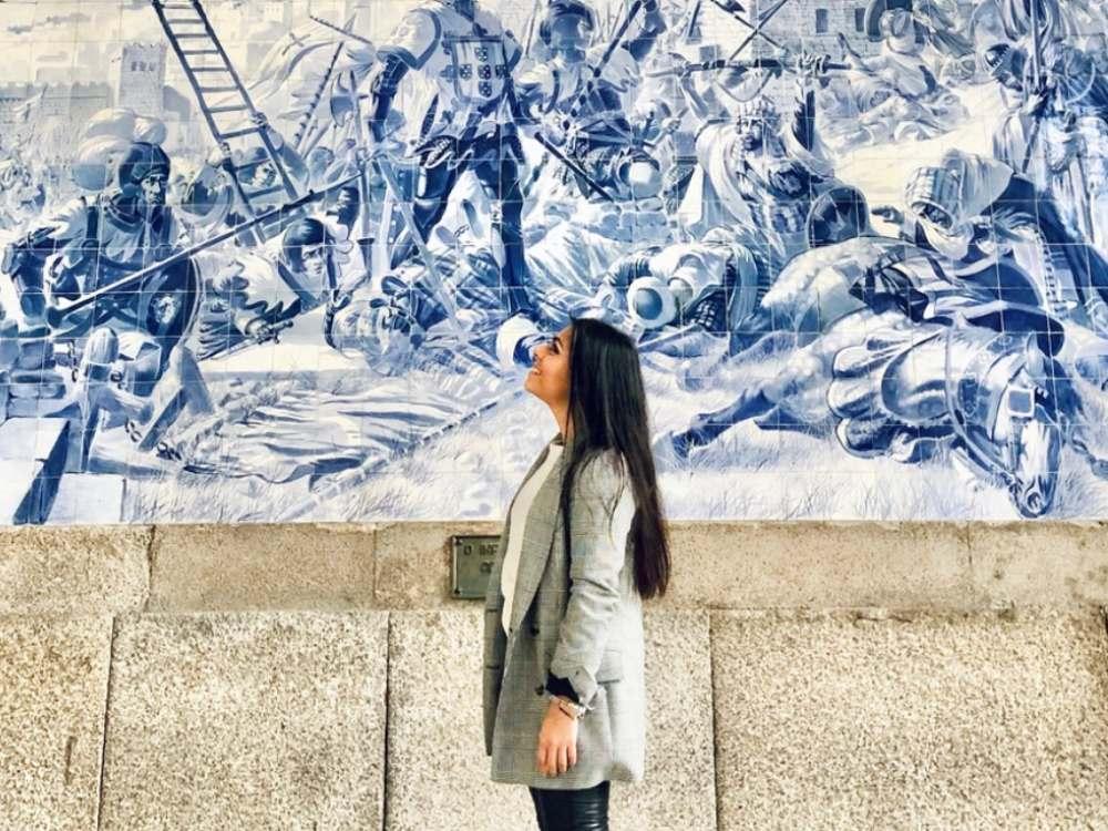Qué ver en Oporto, estación de tren