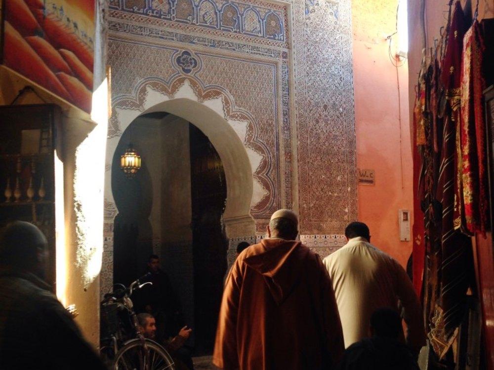 Razones para viajar a Marrakech medina