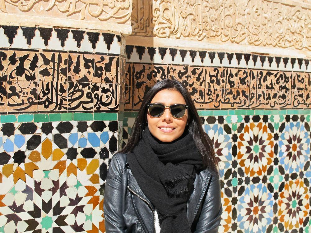 Viajar a Marrakech con Karime