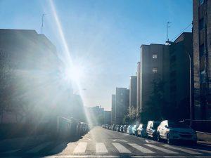 Diario de cuarentena Madrid