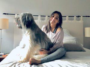 Diario de cuarentena perro