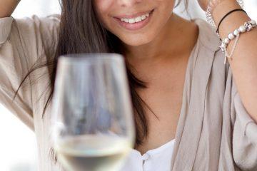 Vino blanco para el aperitivo