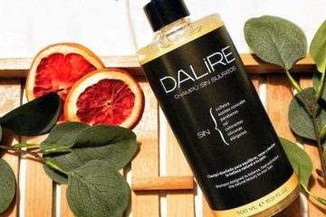 Dalire champú sin sulfatos