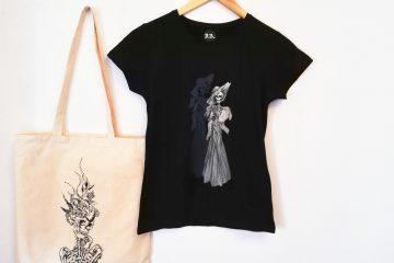 REA, ropa artística ecofriendly
