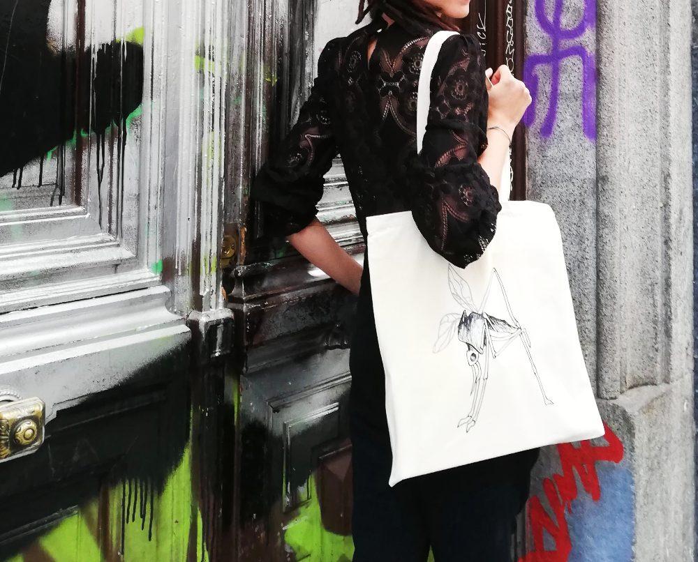 REA ropa hecha en Madrid, ecofriendly y artística