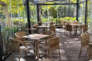 Restaurantes con encanto y terraza en Madrid