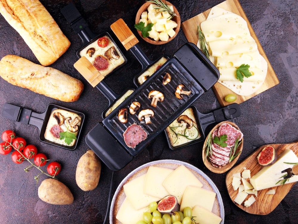 Platos imprescindibles de la cocina suiza