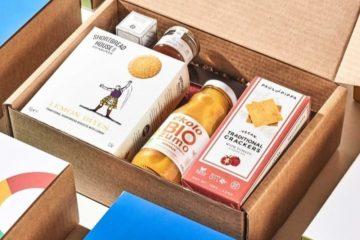 caja productos gourmet