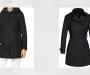 ¿Qué abrigo llevar con vestido largo?
